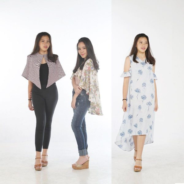 Learn How To Make Your Own Blouse, Outer Or Dress