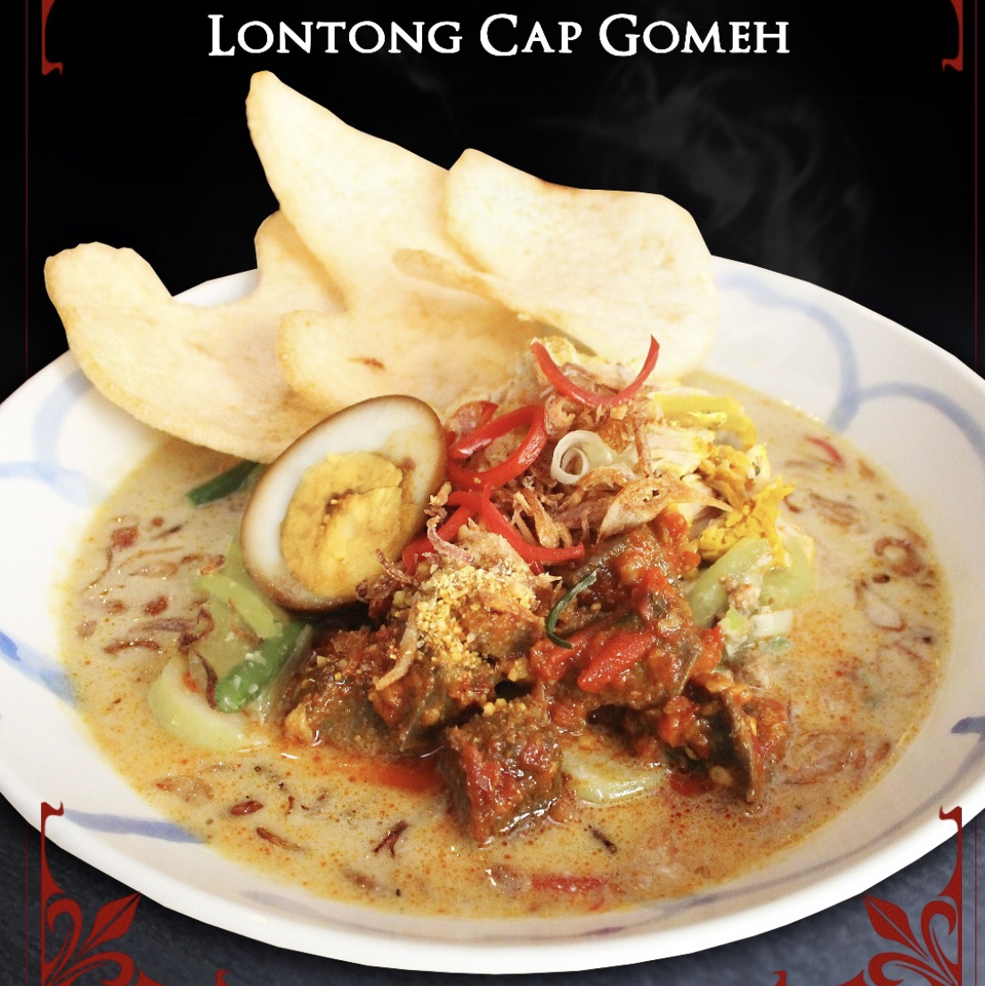 Learn How To Make Lontong Cap Go Meh