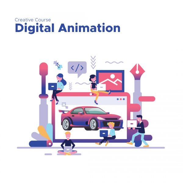 (Basic) Learn About 3D Animation