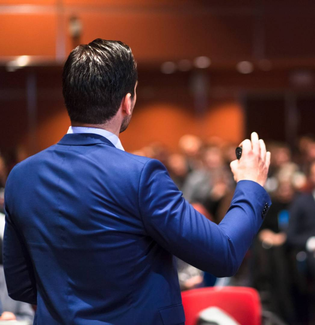 Learn How to Become a Public Speaker