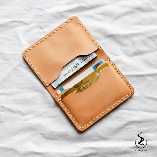 Learn How To Make Your Own Custom Slim Wallet
