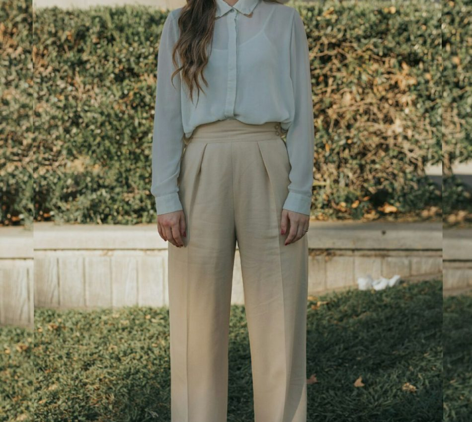 Learn How to Make Your Own Culotte Pants
