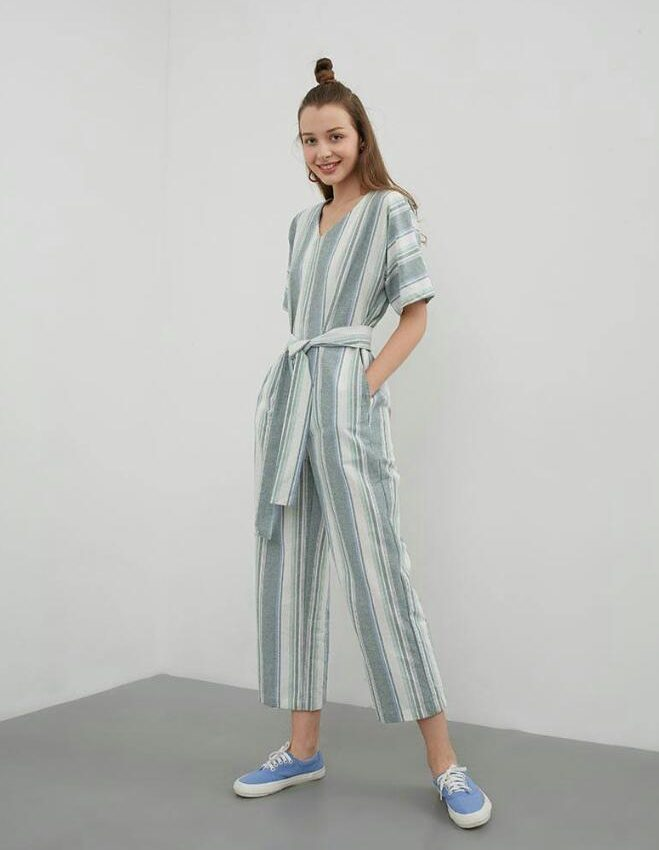 Learn How To Make Your Own Jumpsuit
