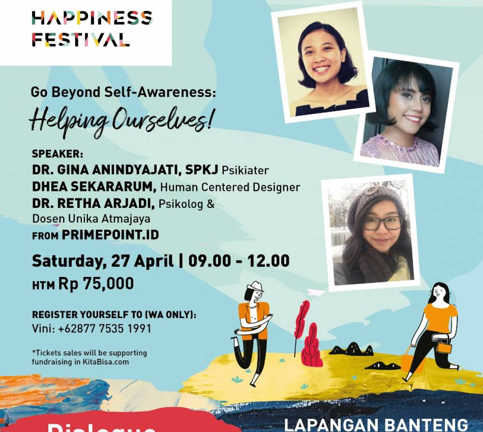Happiness Festival Go Beyond Self Awareness