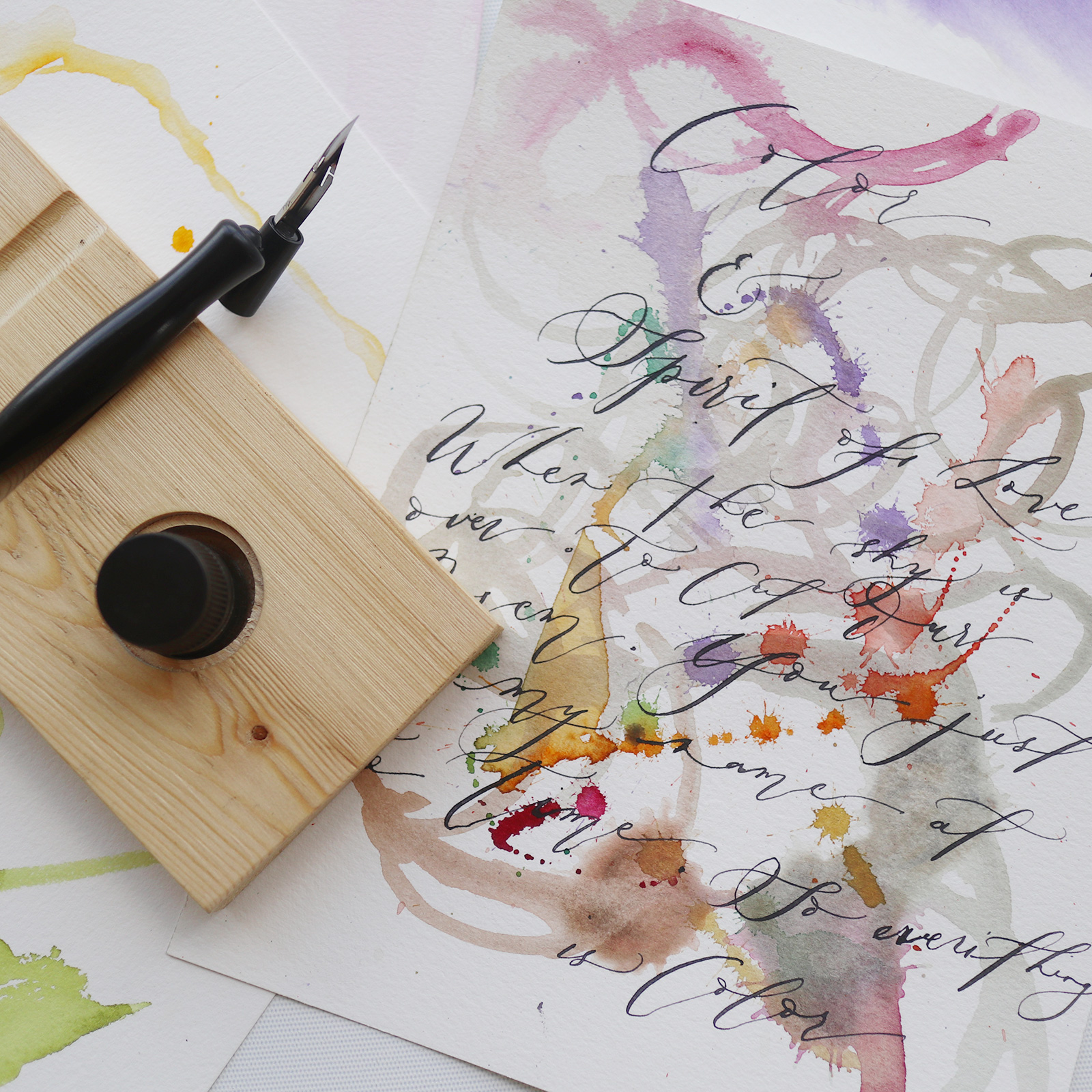 Modern-Calligraphy-&-Artistic-Watercolor-Background-Class