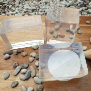 Learn How To Make Transparent Melt and Pour Soap Base