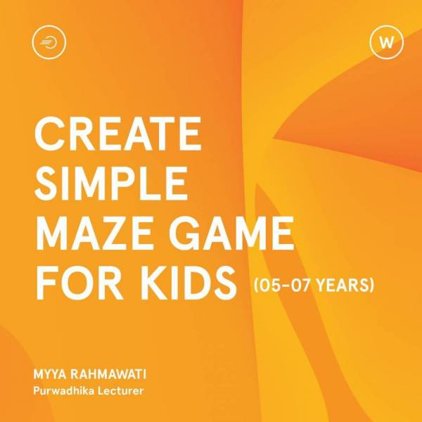 Learn How To Create Simple Maze Game For Kids