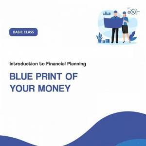 blue print of your money
