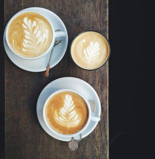 Learn How To Make Coffee Latte Art