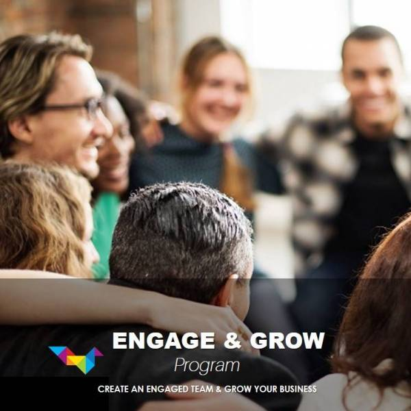 Learn How To Create An Engaged Team And Grow Your Business