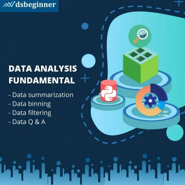 Learn The Fundamentals of Data Analysis With Python
