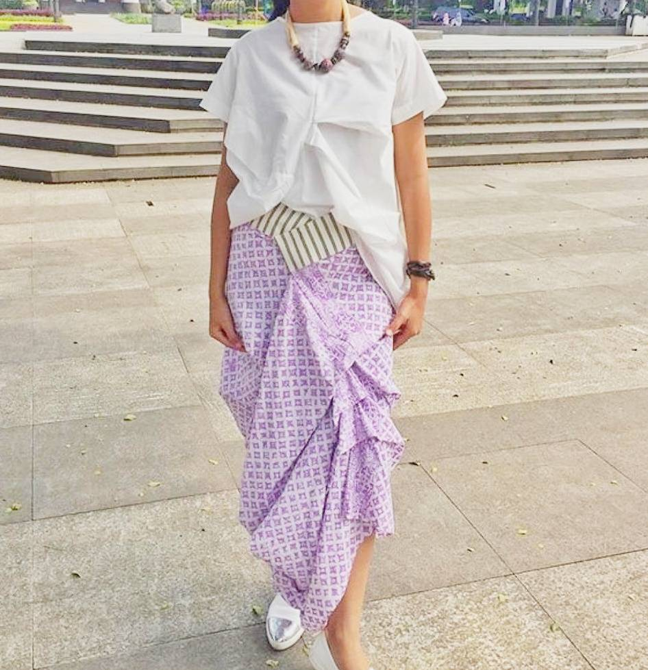 Learn How To Make Drapery Skirt