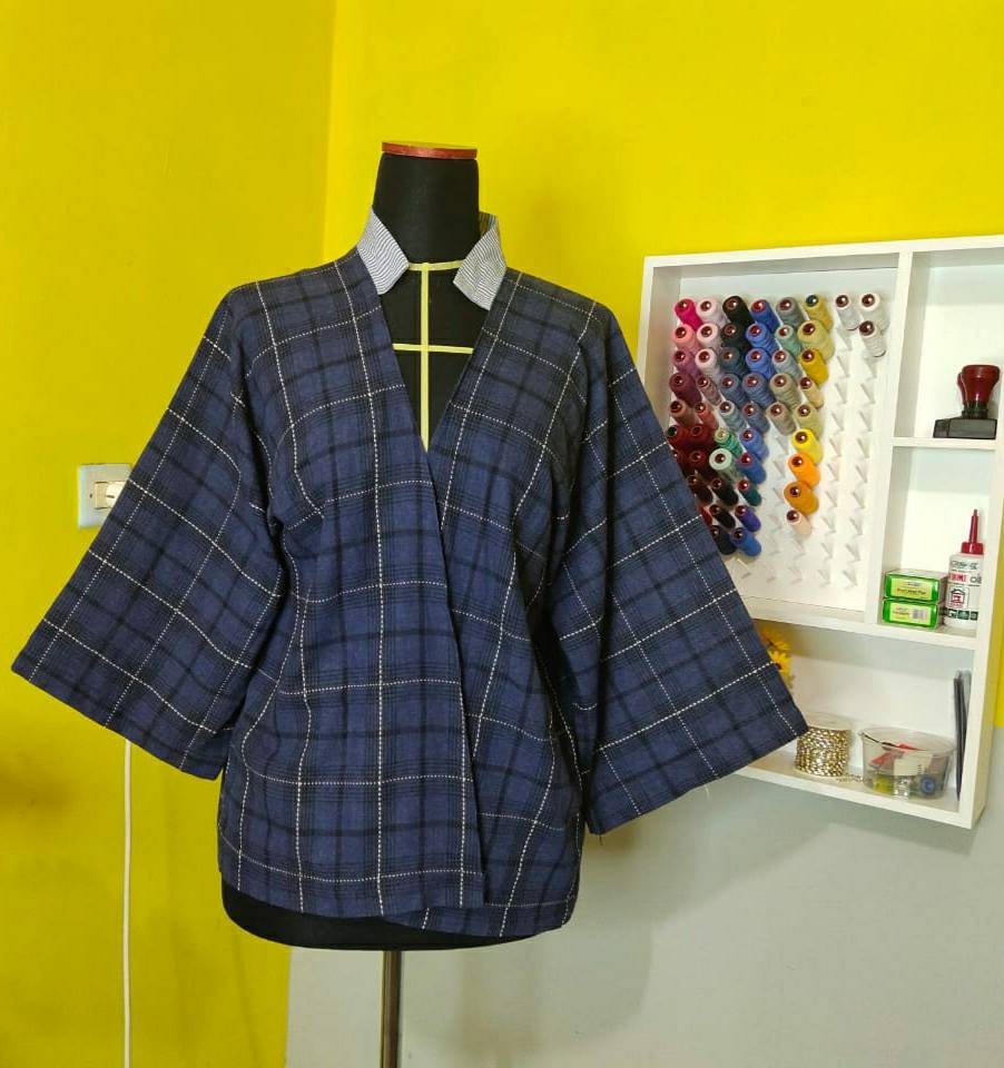 Learn How To Sew Your Own Kimono Outer