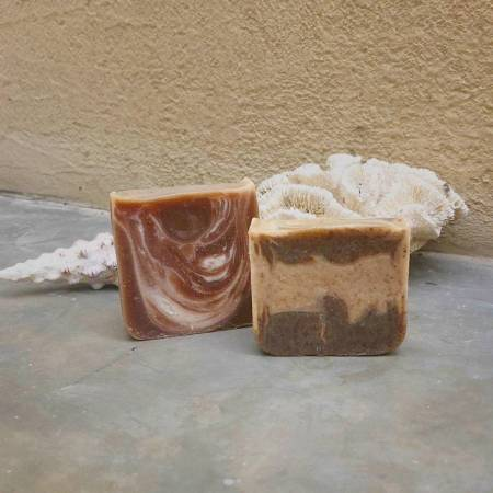 Learn How To Make Basic Coffee Scrub Soap Bar (Green Lake City)
