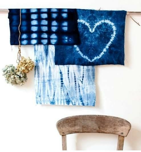 Learn The Basic Technique Of Shibori Art