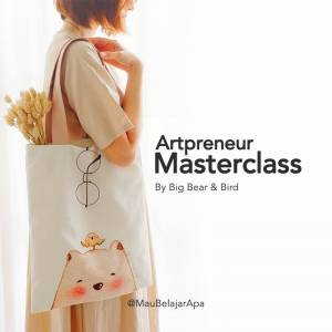 Artpreneur Masterclass: How To Turn Your Art Into A Sustainable Business