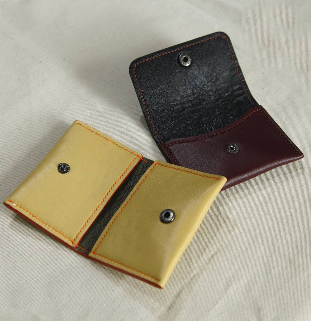 (2 Session) Learn How To Make Your Own Card Wallet (Goat Skin)
