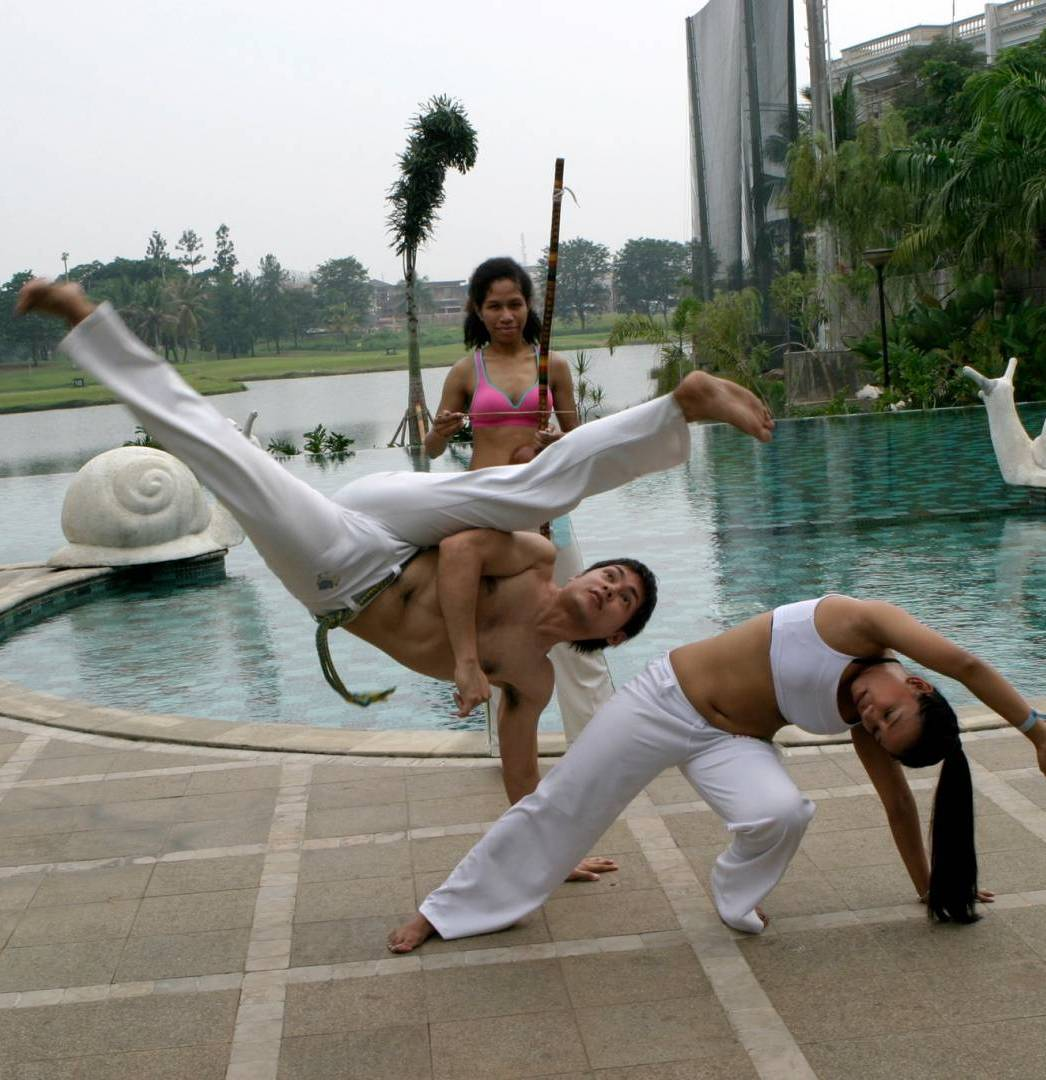 Learn The Introduction To Capoeira