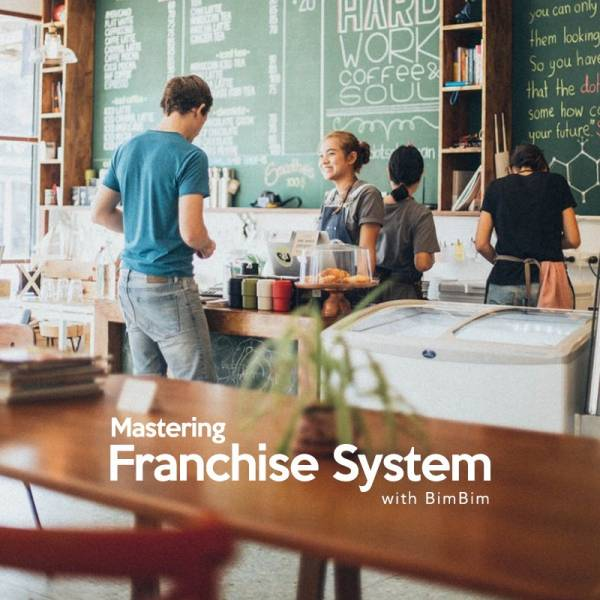 Learn How To Master Franchise System With BimBim