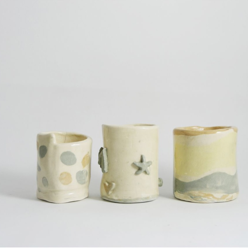 Learn How To Make Pottery Marbling