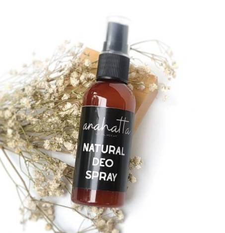 Learn How To Make Your Own Natural Deo Spray