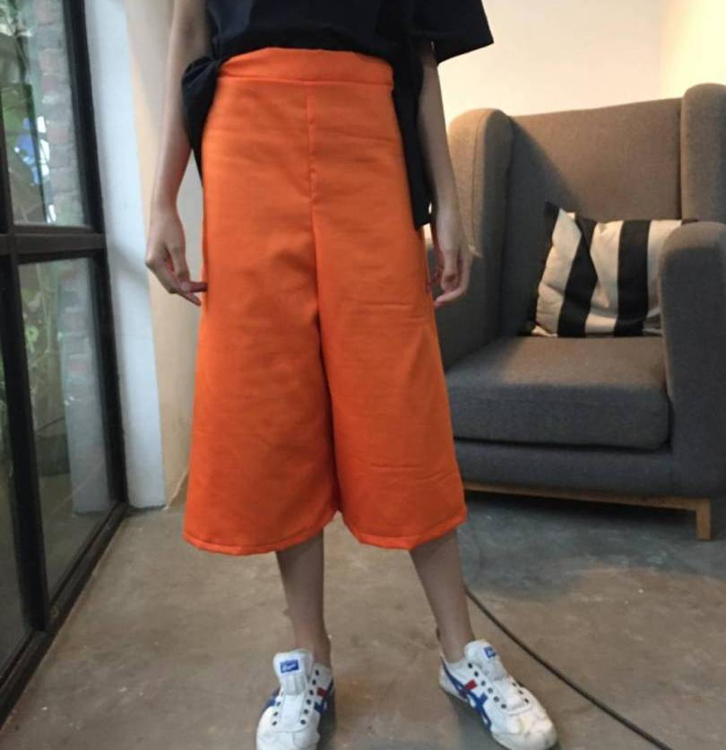 Learn How To Make Your Own Culotte (Tangerang Area)