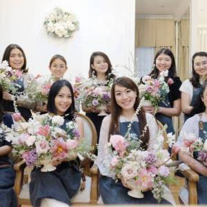 (Bunding Package) Learn How To Make Korean Bouquet And Centerpiece