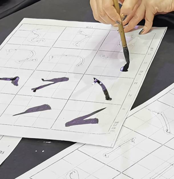 Learn The Basic Of Chinese Calligraphy (4 Day Session)
