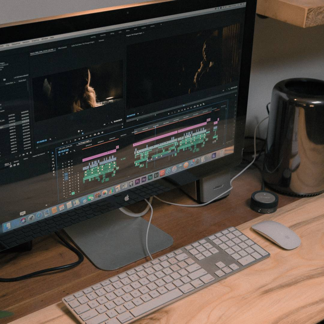 Learn All About Video Editing