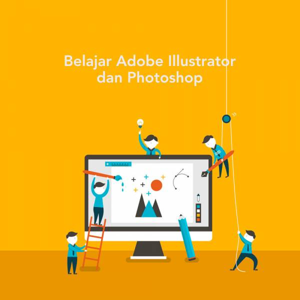 Belajar-Adobe-Photoshop-&-Illustrator