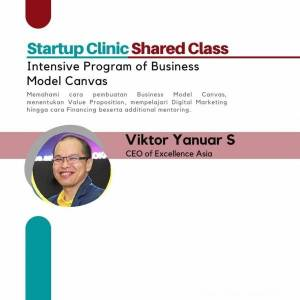 (Startup Clinic Shared Class With Excelloka) Learn All About Finance For Entrepreneur and Presentation Skill (Session 4)