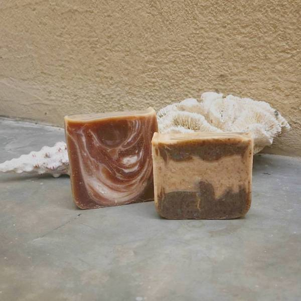 Learn How To Make Coffee Natural Soap Bar