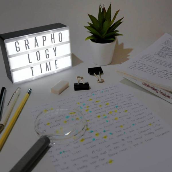 Learn All About Basic Graphology