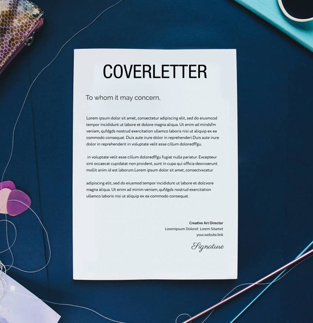 Learn How To Write Effective Cover Letter