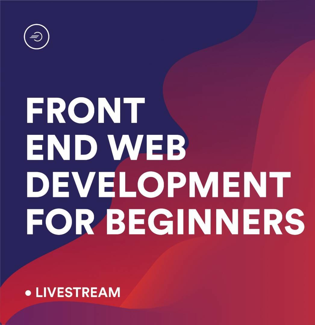 Learn The Basic Of Front End Web Development