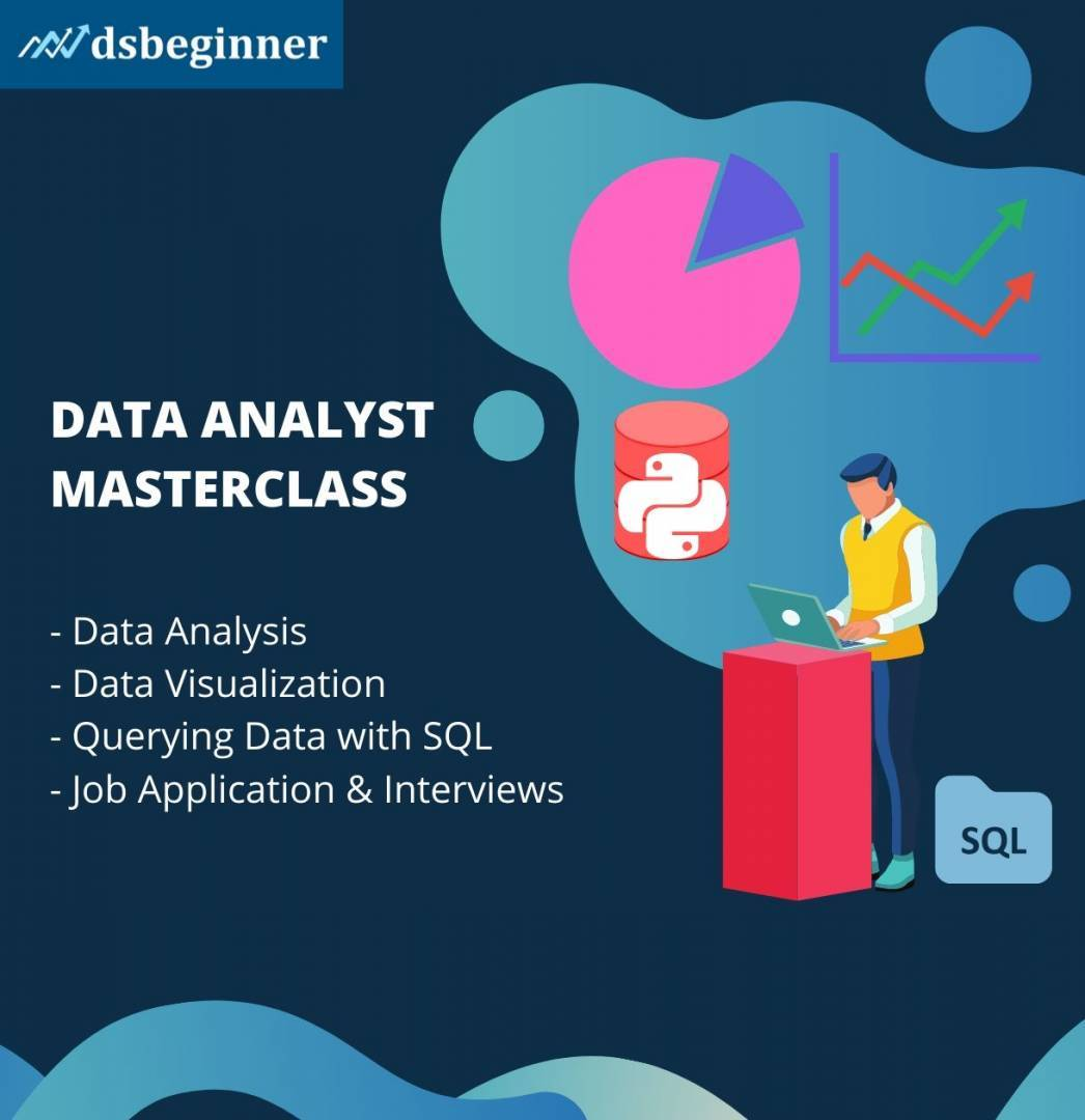 (Bundling Package) Masterclass: Learn to Prepare Your Career as A Data Analyst