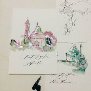 Learn All About Calligraphy And Draw Dream Destination