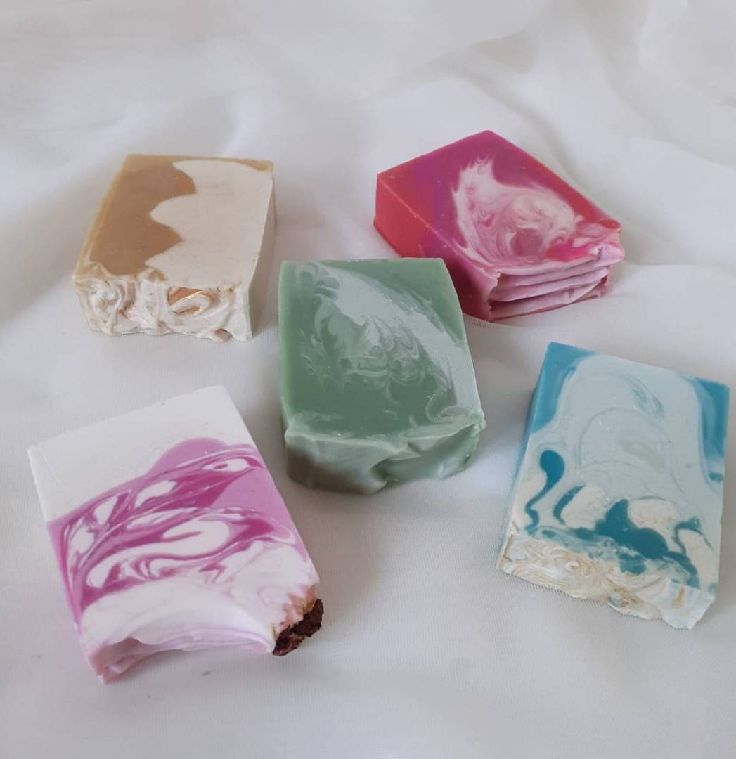 Learn How To Make Soap Bar Using Cold Process Technique