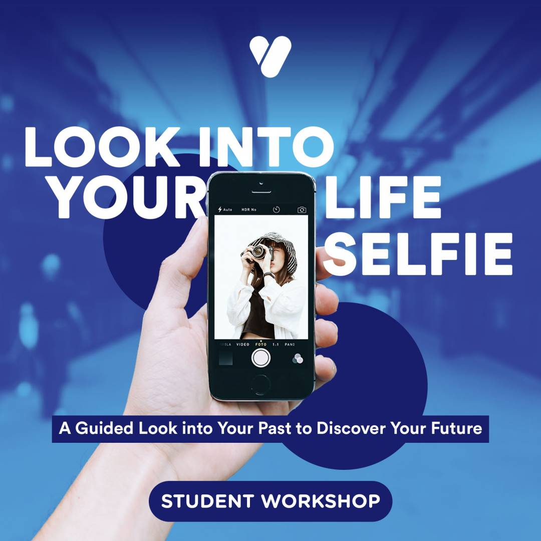 Learn How To Look Into Your Past To Discover Your Future (Look Into Your Life Selfie For Students)