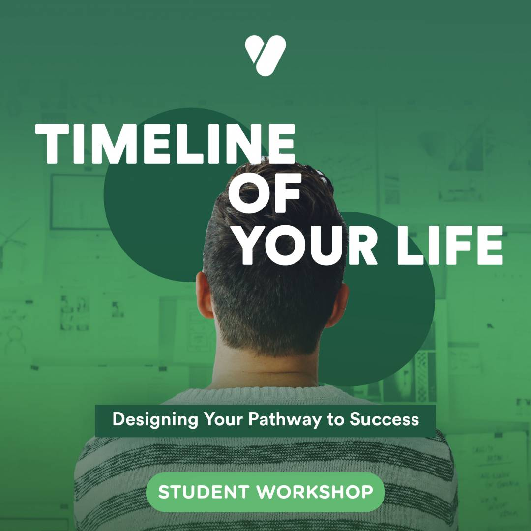 Learn All About Designing Your Pathway to Success (Timeline of Your Life For Students)