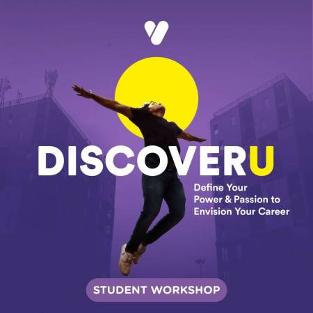 Learn How To Define Your Power And Passion To Envision Your Career (DiscoverU)