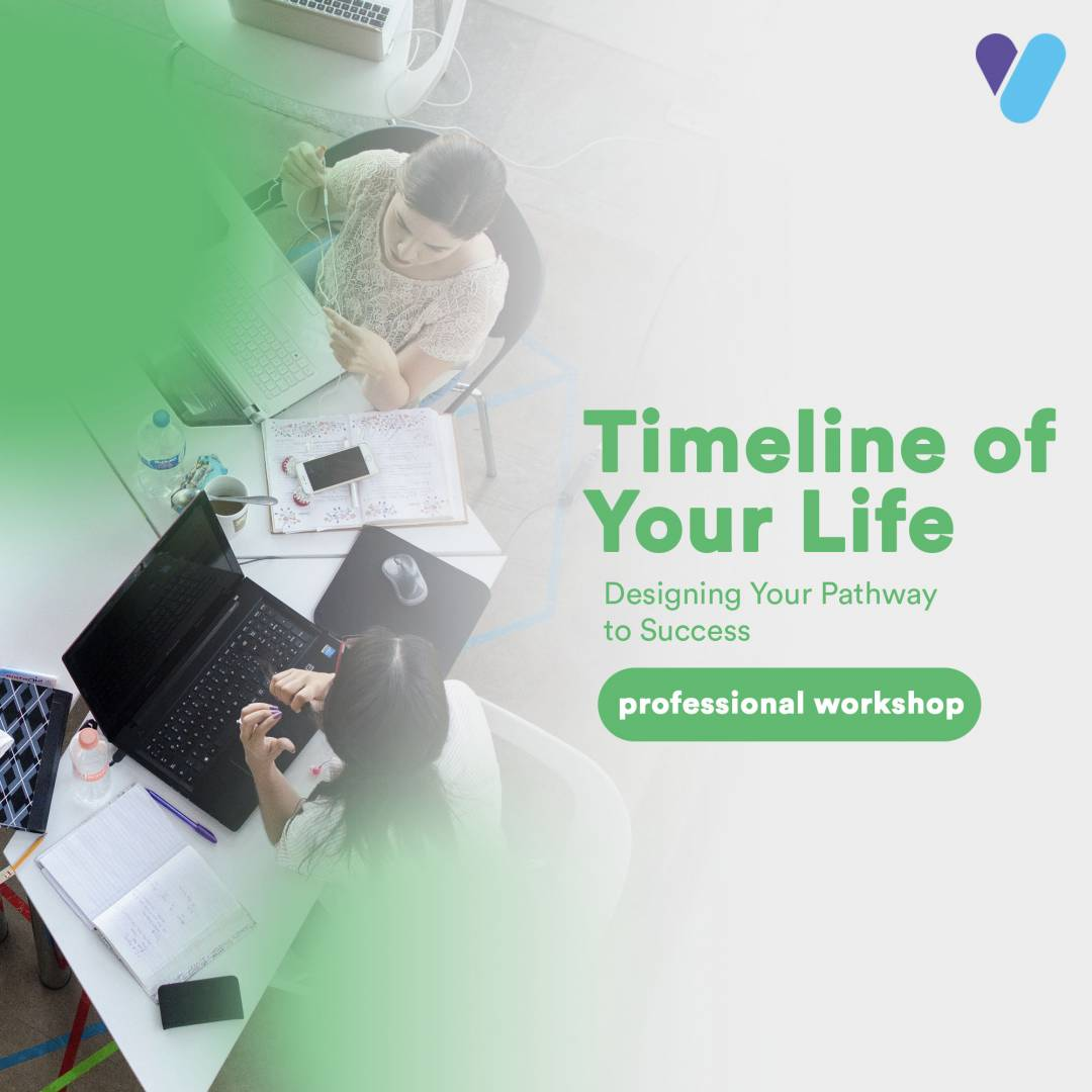 Learn How To Design Your Pathway to Success (Timeline of Your Life for Professionals)