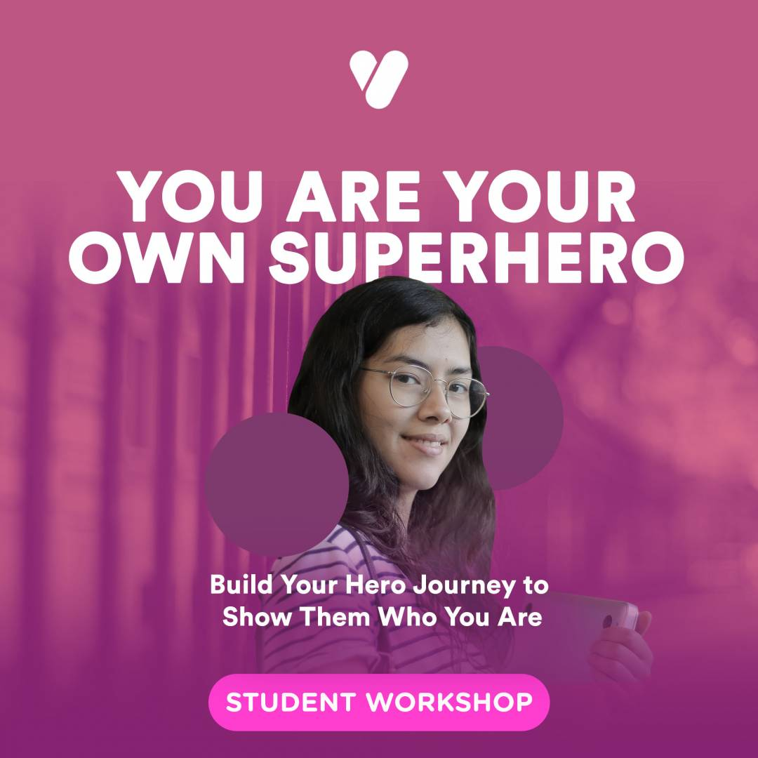 Learn How To Build Your Hero Journey to Show Them Who You Are