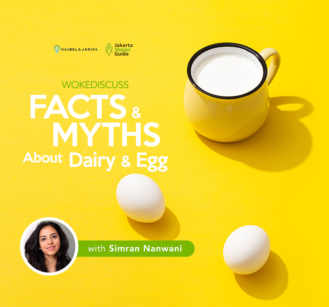 WokeDiscuss: Learn All The Facts And Myths About Dairy And Egg