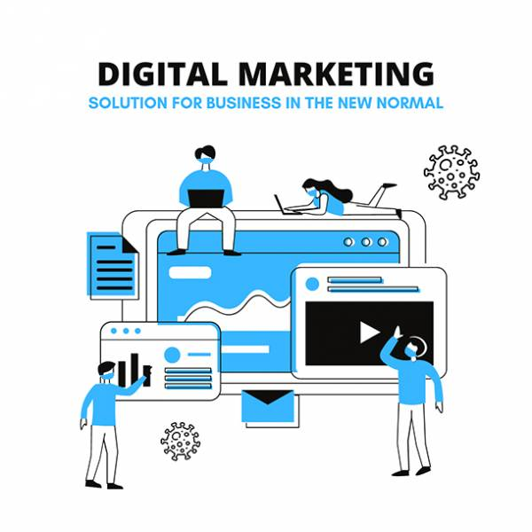 Digital Marketing For The New Normal by Raffles Design Institute