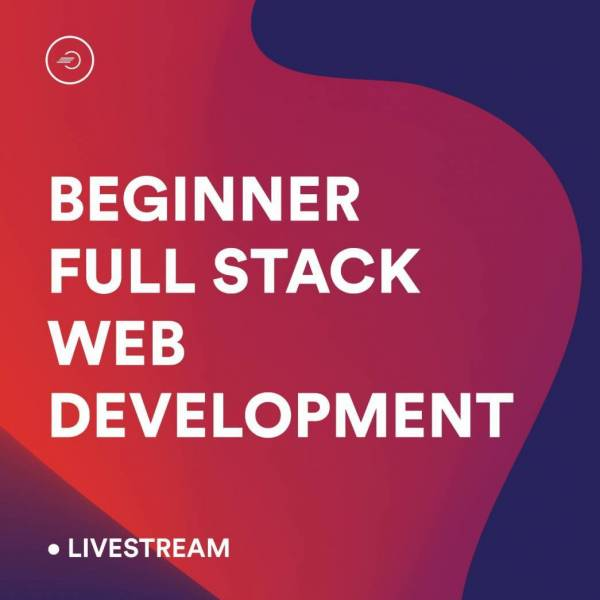 Learn How To Become Beginner Full Stack Web Development