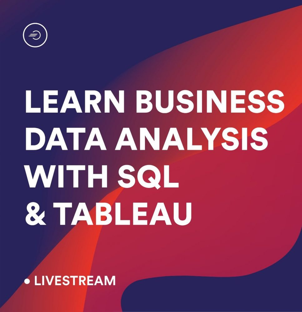 Learn About Business Data Analysis With SQL And Tableau
