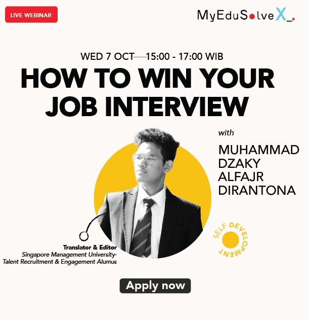 Learn How To Win Your Job Interview