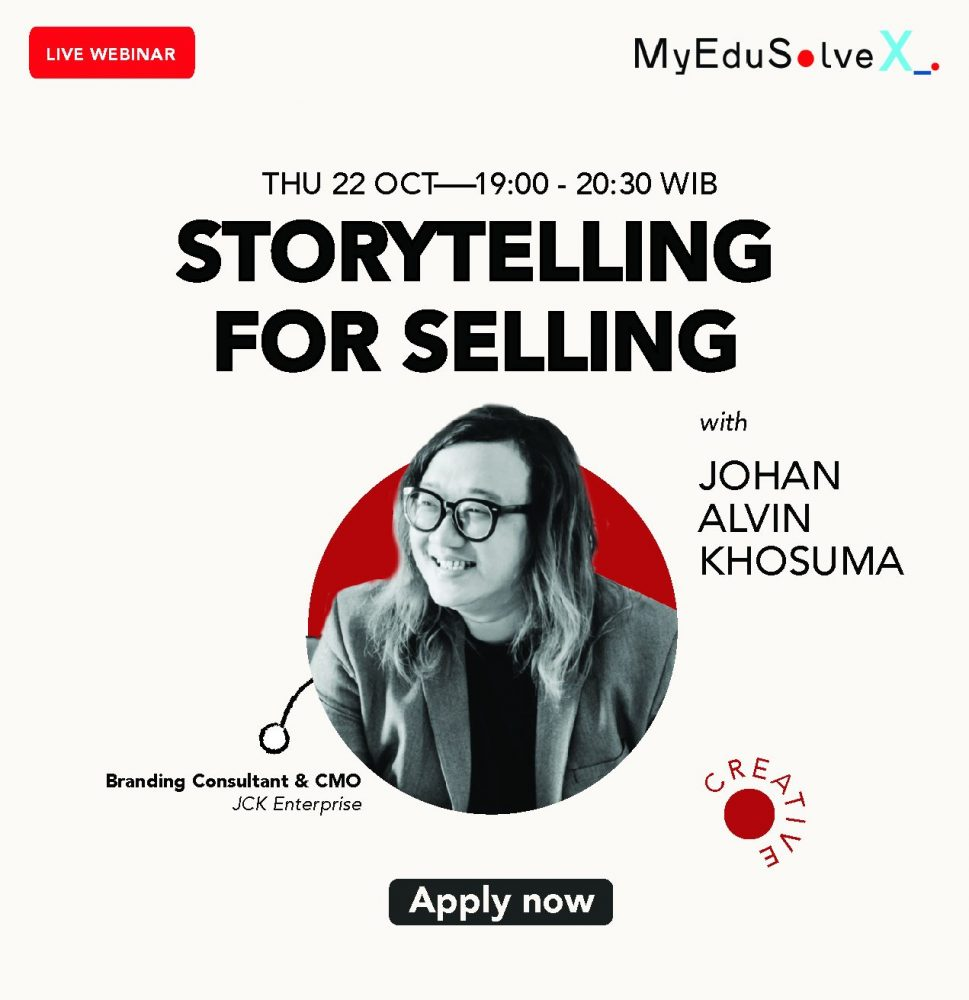 Learn How To Use Storytelling For Selling