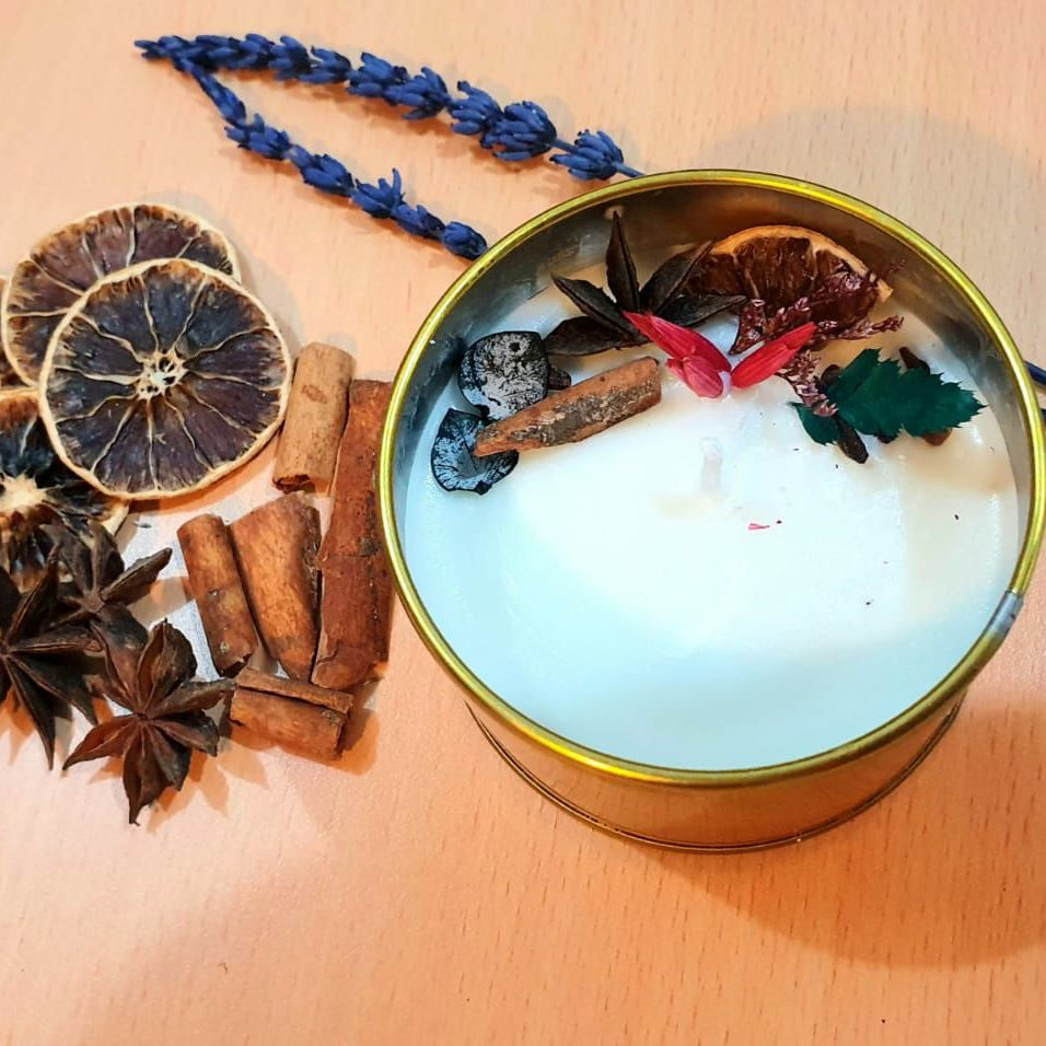 Learn How To Make Basic Candle